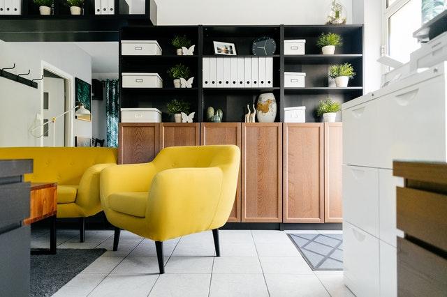 designerskie fotele