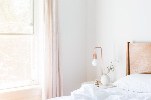 zasłony sypialnia